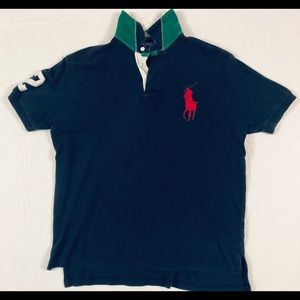 🐎POLO fresh polo sz L